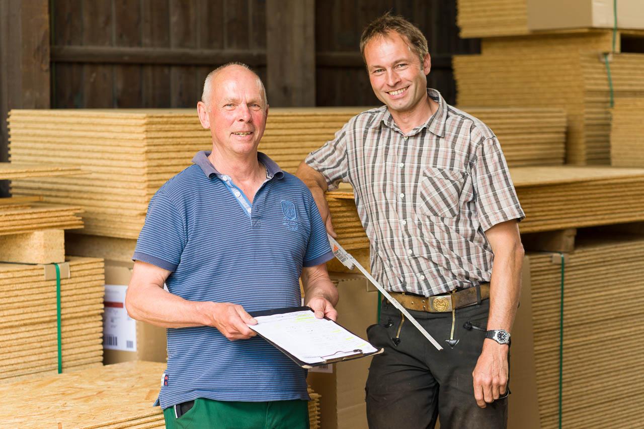 Fachberater im Baustoff- und Holzhandel