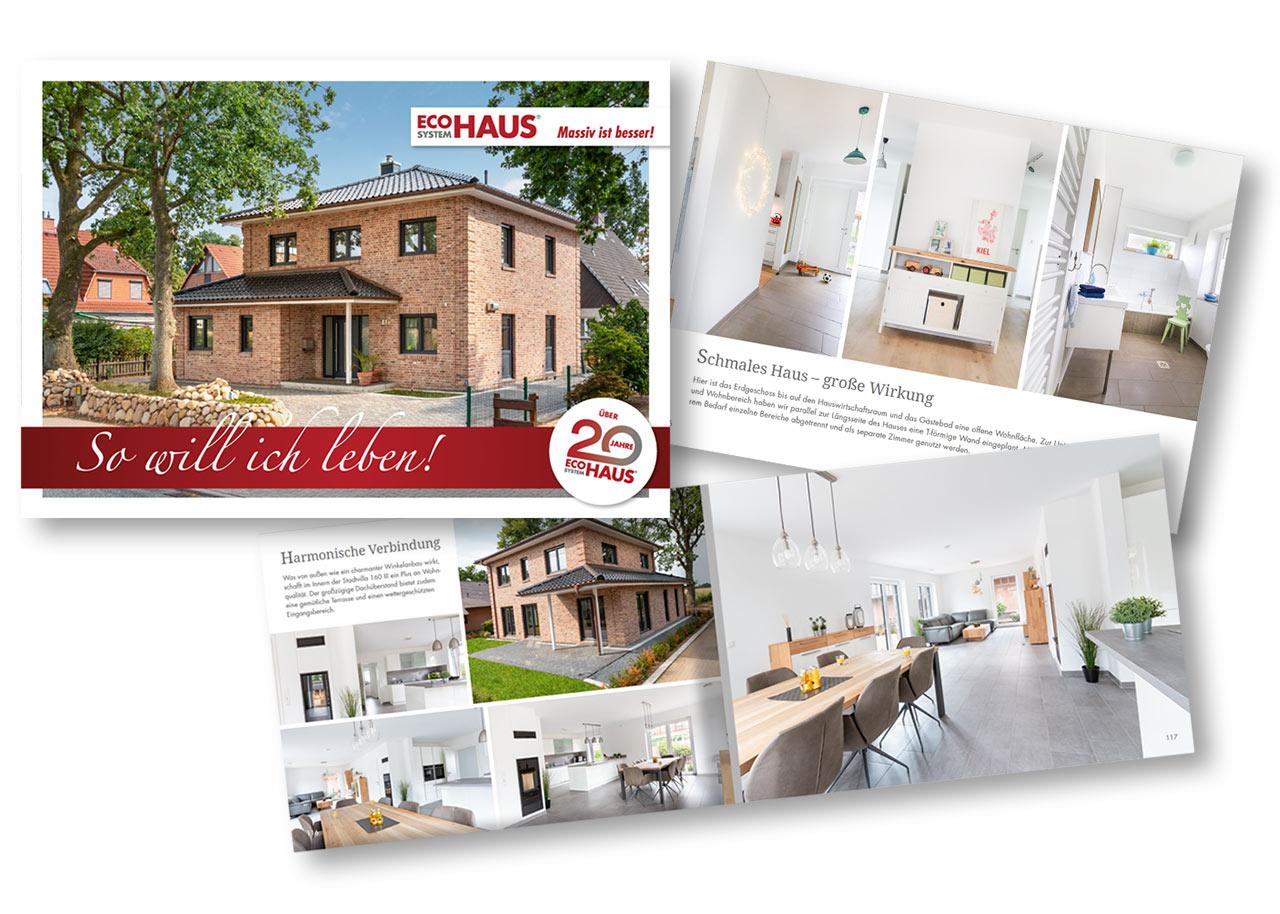 Printdesign-Katalog-Bauwesen-ECO-System-Haus