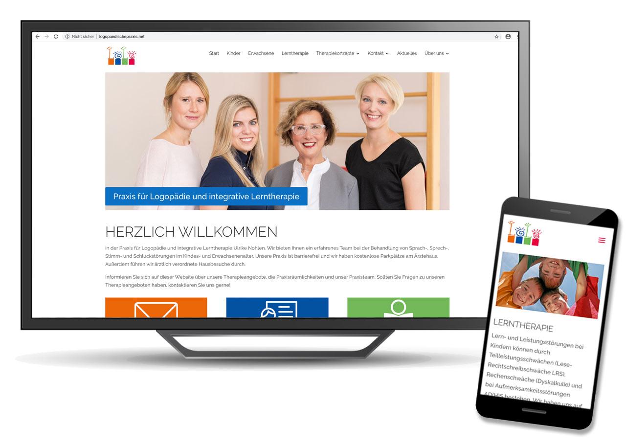 Webdesign für Forschung und Lehre - FH-Bielefeld