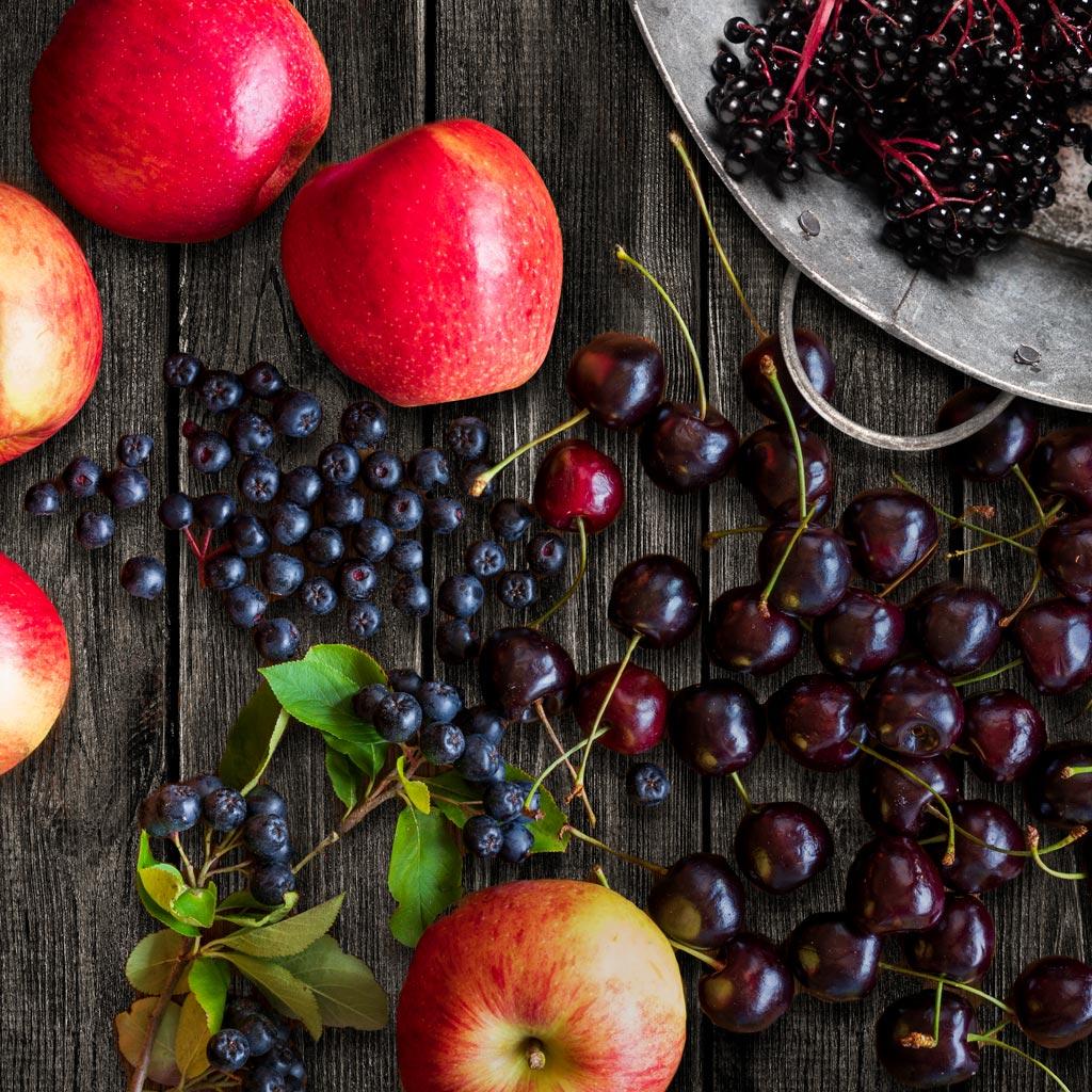 Produktfoto-Obst